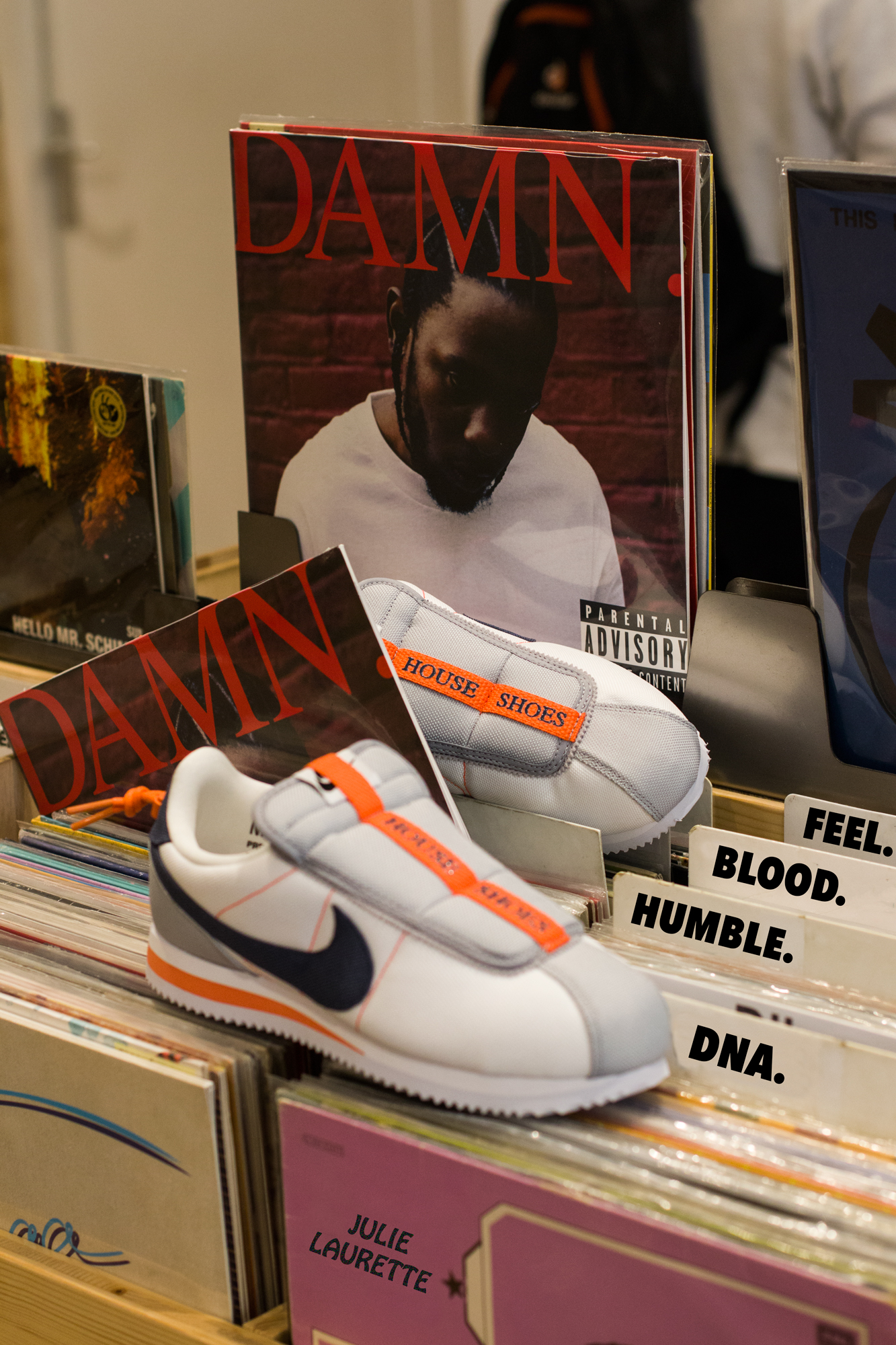 new style 7909a 81bf9 Kendrick Lamar x Nike Cortez Kenny IV « House Shoe ...